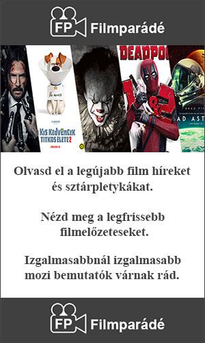 Online film magazin - FilmParádé